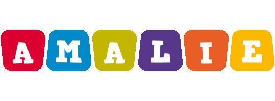 Amalie daycare logo