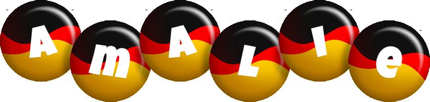 Amalie german logo