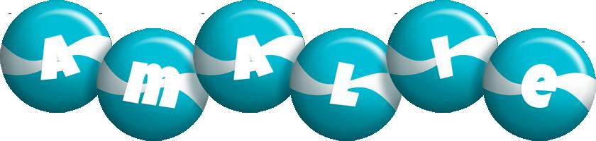 Amalie messi logo
