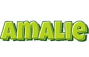 Amalie summer logo