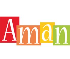 Aman colors logo