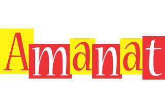 Amanat errors logo