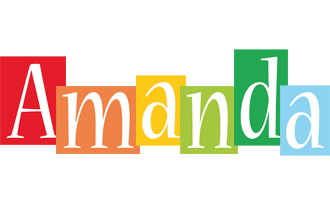 Amanda colors logo