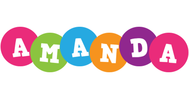Amanda friends logo