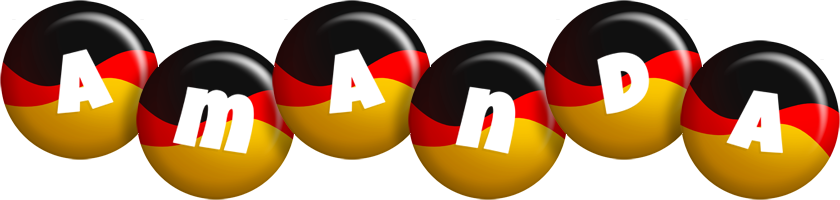 Amanda german logo