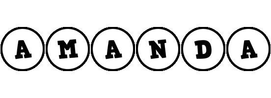 Amanda handy logo