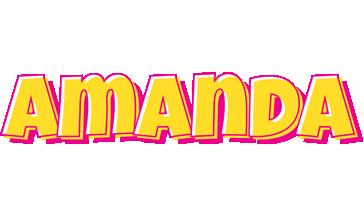 Amanda kaboom logo