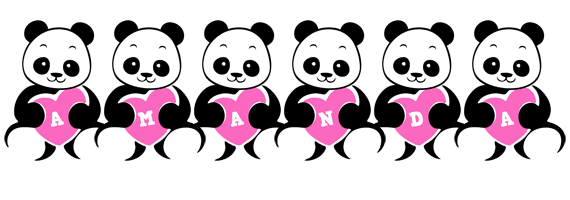 Amanda love-panda logo