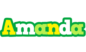 Amanda soccer logo