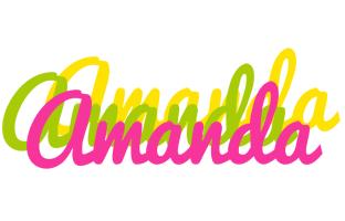 Amanda sweets logo