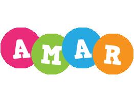 Amar friends logo