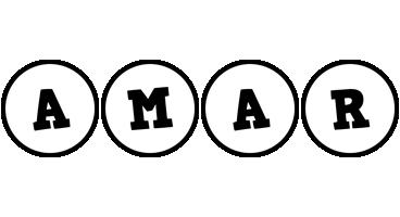 Amar handy logo