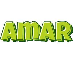 Amar summer logo