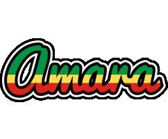 Amara african logo