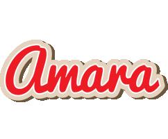 Amara chocolate logo