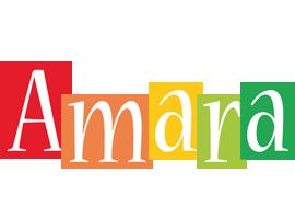 Amara colors logo