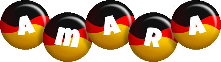 Amara german logo