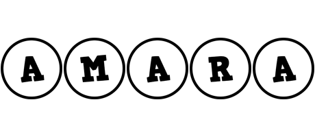 Amara handy logo