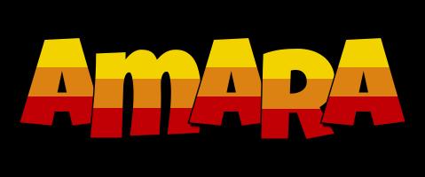 Amara jungle logo