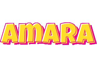 Amara kaboom logo
