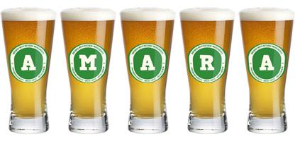 Amara lager logo