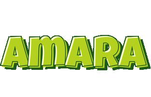 Amara summer logo