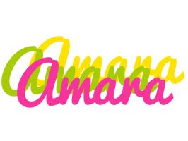 Amara sweets logo