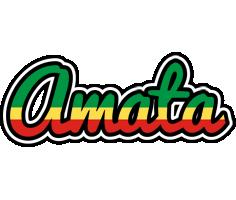 Amata african logo