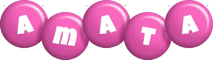 Amata candy-pink logo