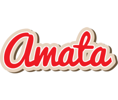 Amata chocolate logo