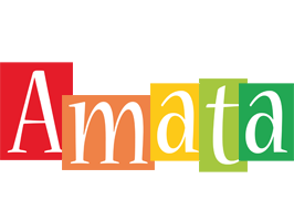 Amata colors logo