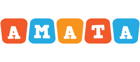 Amata comics logo