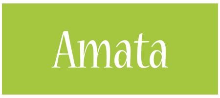 Amata family logo