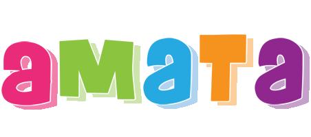 Amata friday logo
