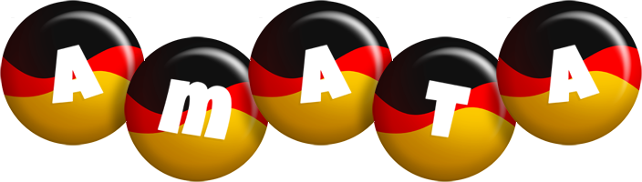 Amata german logo
