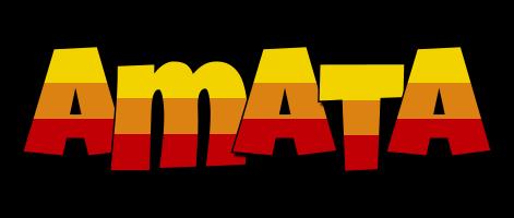 Amata jungle logo