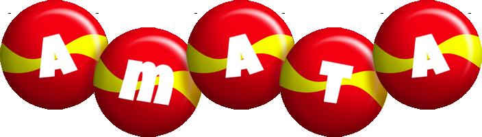 Amata spain logo