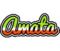 Amata superfun logo