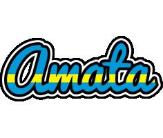 Amata sweden logo
