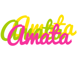 Amata sweets logo