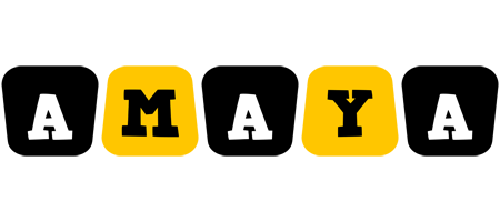 Amaya boots logo
