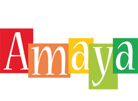 Amaya colors logo