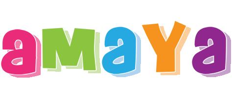 Amaya friday logo