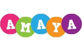 Amaya friends logo
