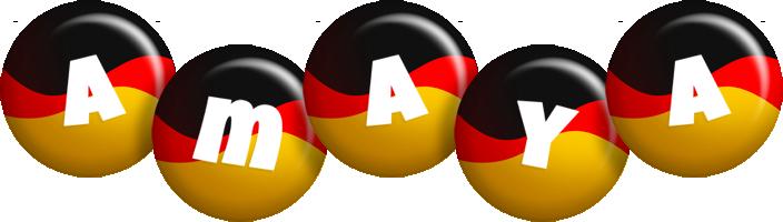 Amaya german logo