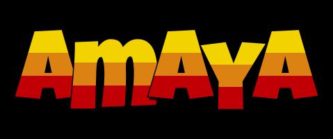 Amaya jungle logo