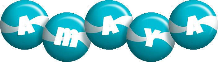 Amaya messi logo