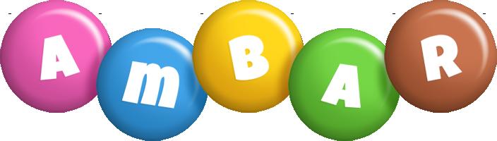 Ambar candy logo