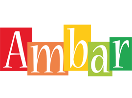 Ambar colors logo