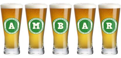 Ambar lager logo